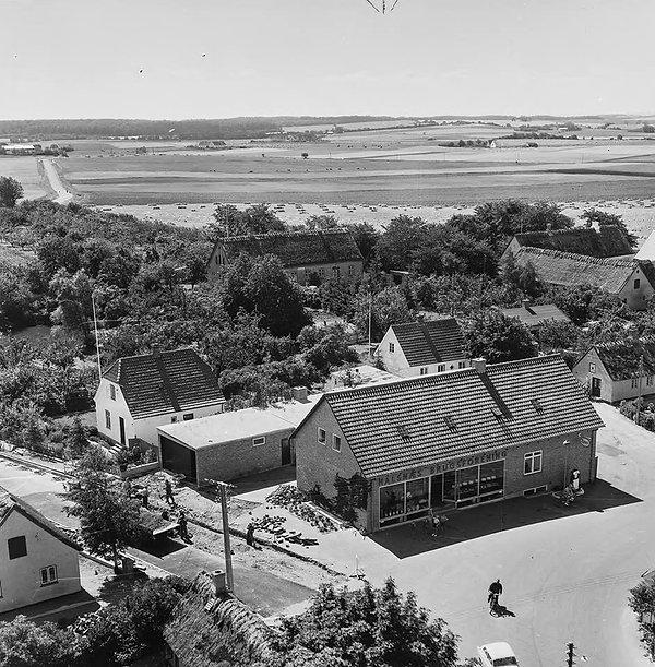 den nye brugs i 1956.jpg
