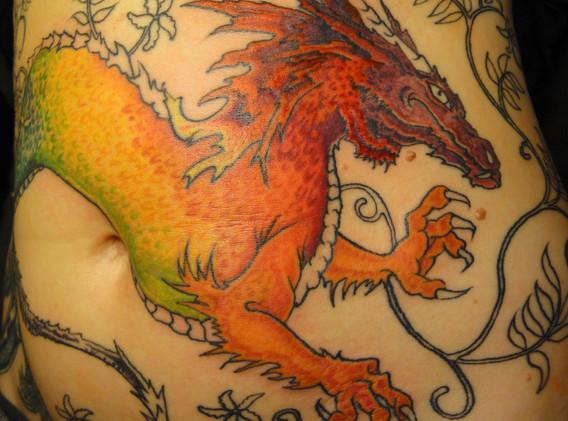 dragon rainbow 2