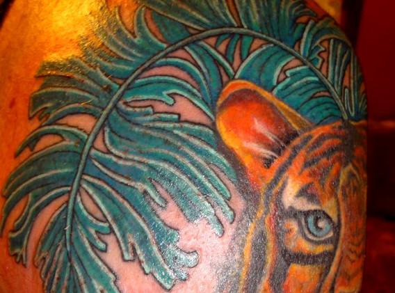 tiger arm 2
