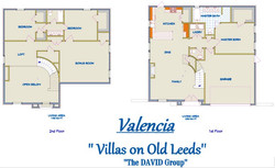 Valencia Floor Plan