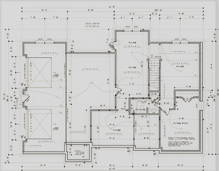 The Courtyard Floor Plan 1st