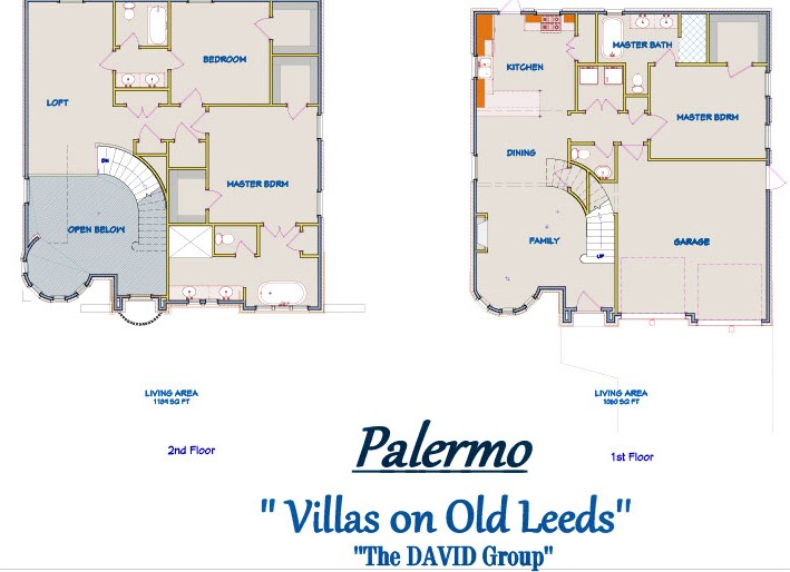Palermo Floor Plan