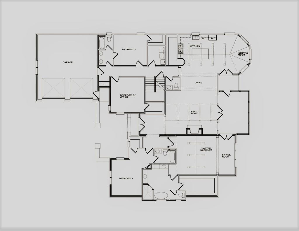 Grenadier Floor Plan