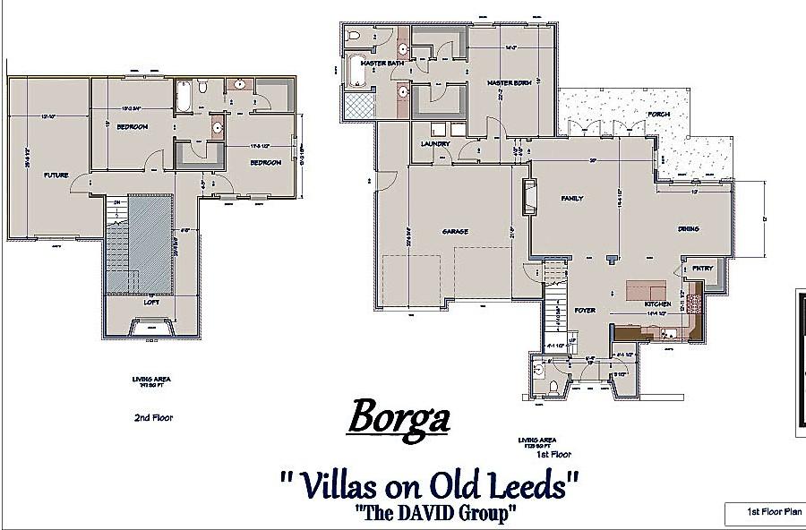 Borga Floor Plan