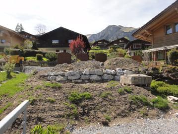 Gartenumgestaltung Lenk