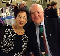 Doug and Cheryl are KOTM life long frien