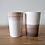 Thumbnail: זוג כוסות קפה שחור