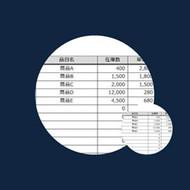 在庫管理表【工場で使えるExcel】