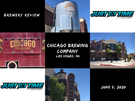 Brewery Review: Chicago Brewing Company