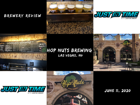Brewery Review: Hop Nuts Brewing