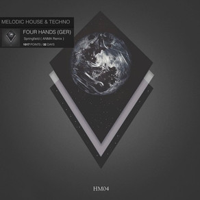 4 Weeks in Beatport Top100 Melodic House & Techno Overall