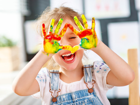 7 Seriously Creative Art Projects for Kids