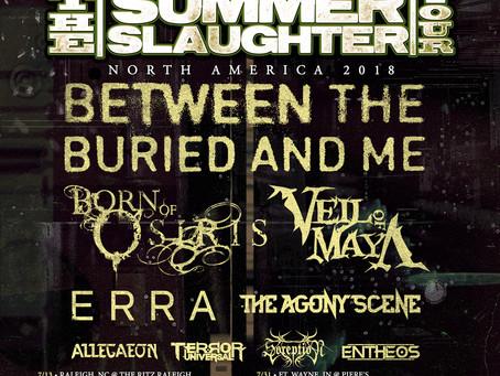 Summer Slaughter 2018