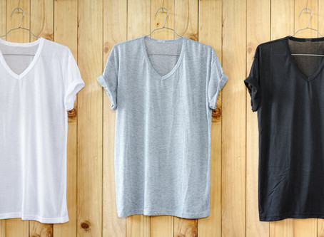 Which is The Best T-Shirt Fabric For Your Printed Tee - 100% Cotton or Blended Material?