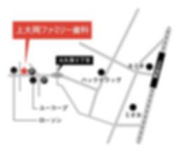 上大岡地図