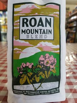 Roan Mountain Blend- Organic Coffee