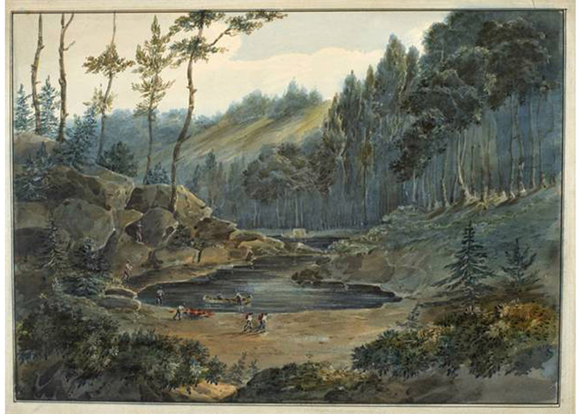 Murray's Lookout - Woolford 1821