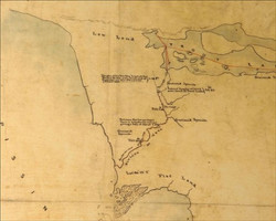 William Logan Map 1845