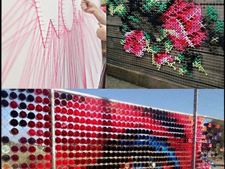 ZERO FUCKS - Urban Embroidery