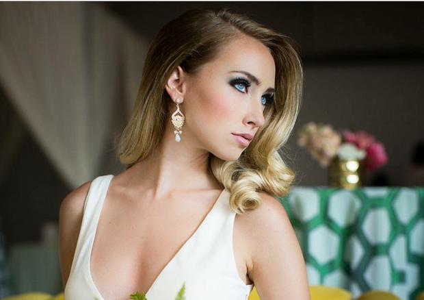 Kristie Lavae Briidal Hair Makeup