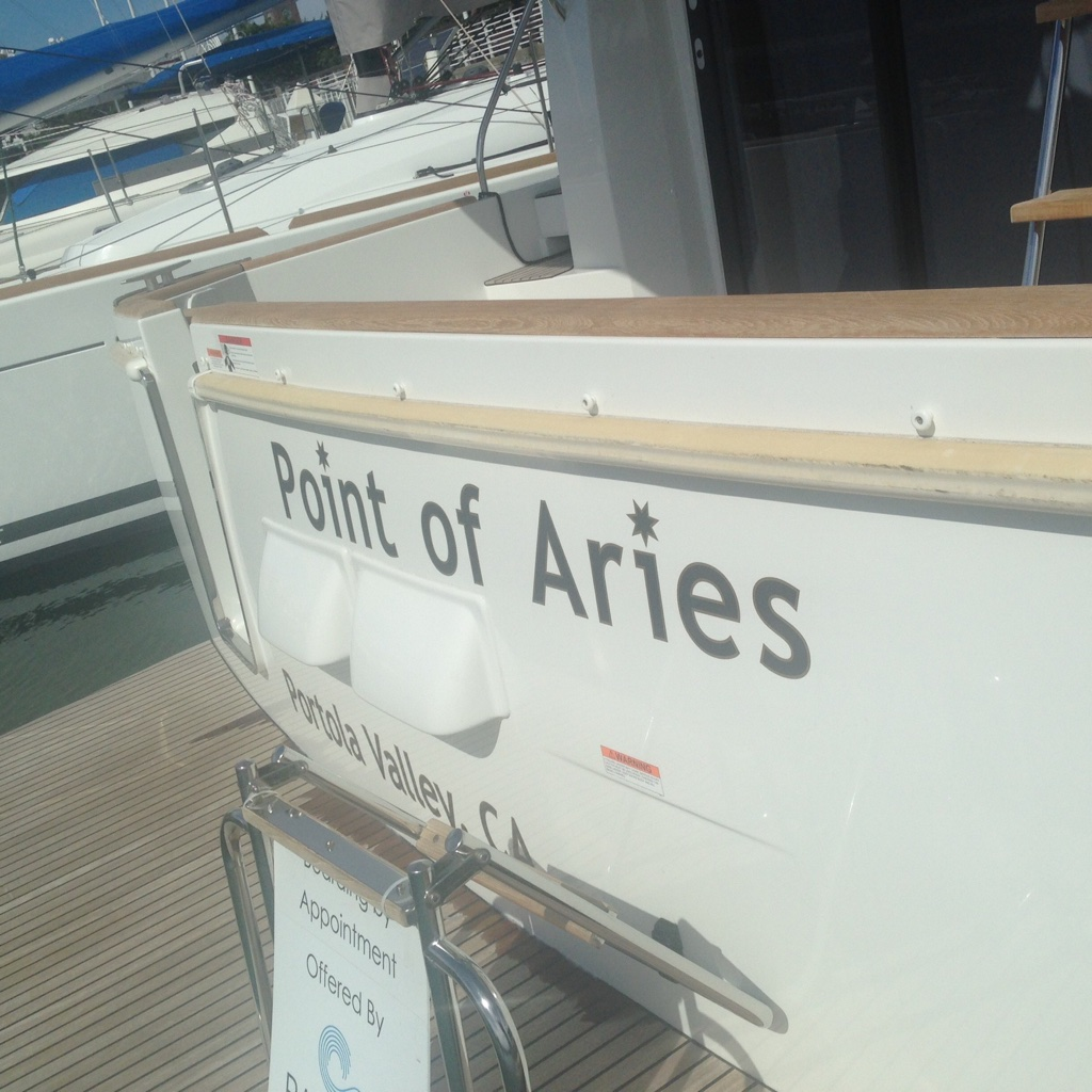 Point of Aries