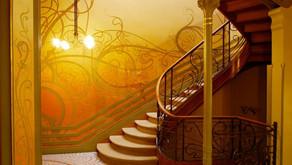 Rêver avec l'Art Nouveau