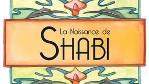 Compte à rebours terminé : SHABI sort en librairie