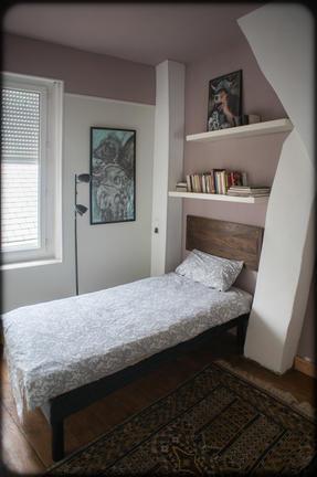 Petite chambre sur cour