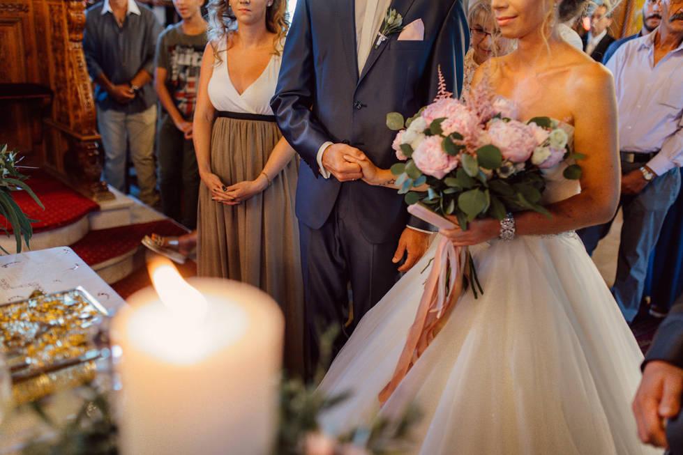 Jules Hochzeit - Heiraten Hochzeit Griec