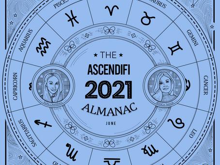 Astrology Almanac: June 2021