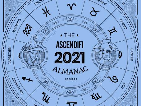 Astrology Almanac: October 2021