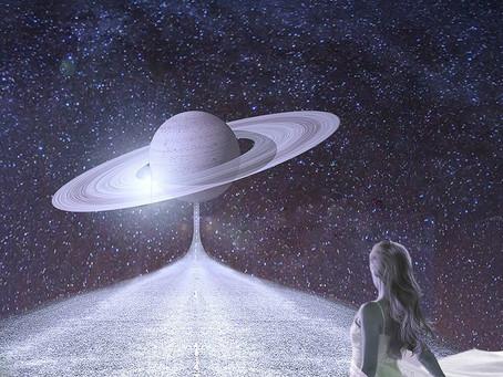Saturn Return: Open the door to your truth