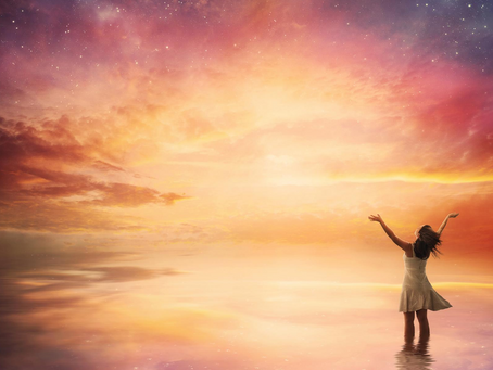 4 Benefits of Connecting to the Divine