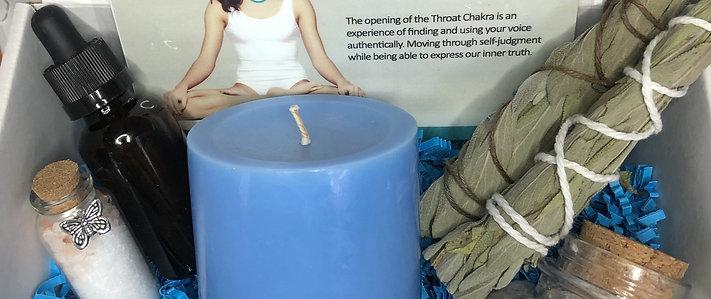 Throat Chakra Toolkit