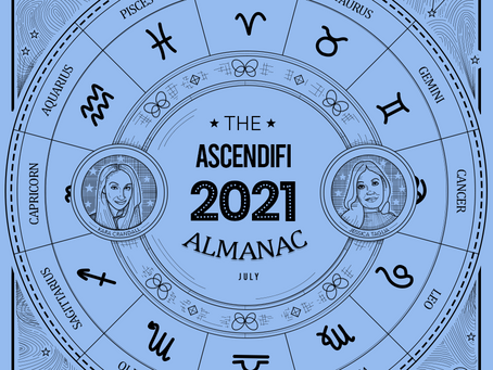 Astrology Almanac: July 2021