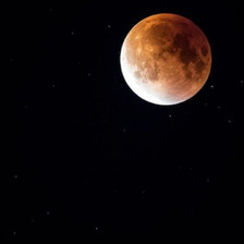 Lunar Eclipse in Cancer