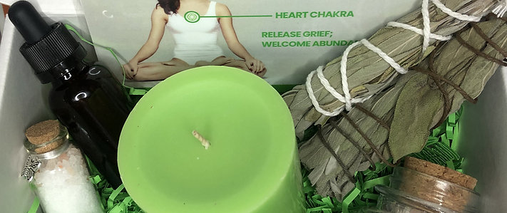 Heart Chakra Toolkit
