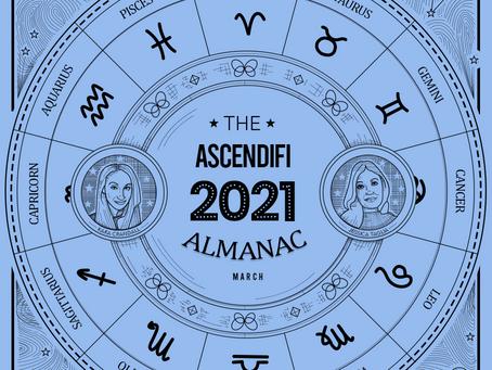 Astrology Almanac: March 2021
