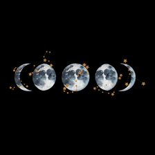 Manifest with the Moon Cycle