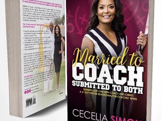 Devotional Book for Coaches' Wives