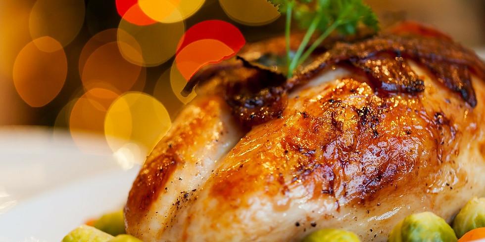 Ladies' Ministry Thanksgiving Dinner