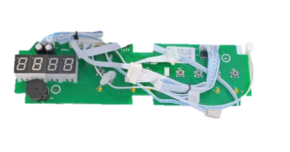 0024000297 - ORIGINAL CIRCUIT-BOARD,CROSSOVER WASHER 1 DISPLAY ~~