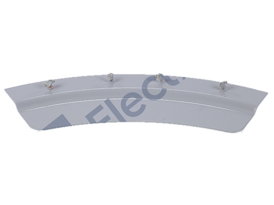 427321 - ORIGINAL HANDLE DOOR COMPL LIGHT GREY
