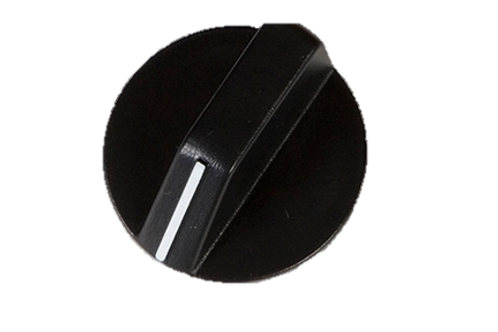 007601 - ORIGINAL KNOB,ROTARY SWITCH-BLACK (GEN 5)