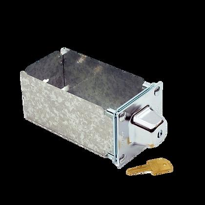 72101-XD : COIN BOX, BGW MONEY BOX WITH HIGH SECURITY LOCKS