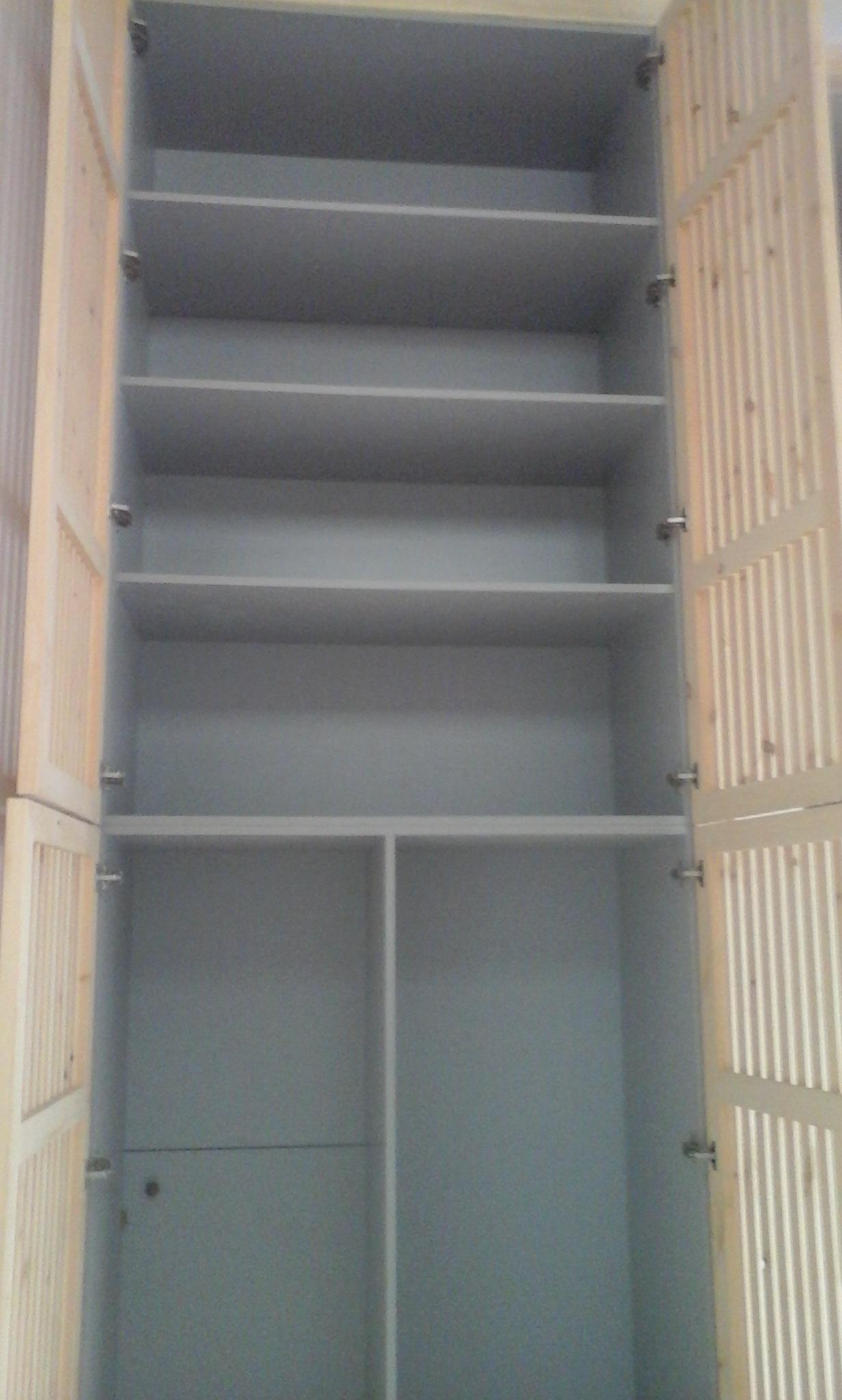 Interior armari traster