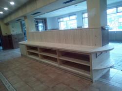 Mueble para restaurante