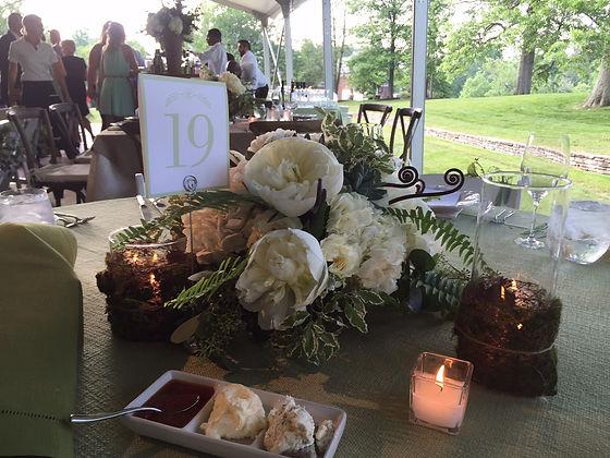 Cincinnati wedding reception