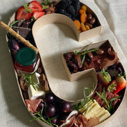 Cheeseboard by Letters and Numbers