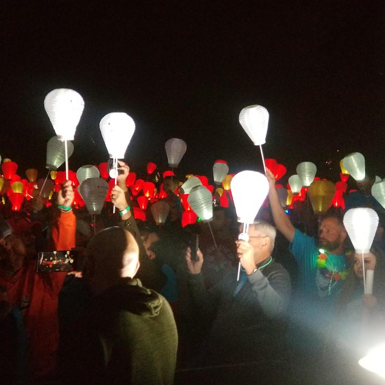 Light The Night: Lukemia & Lymphoma Society